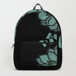 Plant Mom Design Backpack