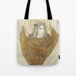 God emperor of mankind Tote Bag