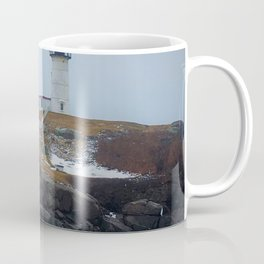 Cape Neddick Light Coffee Mug