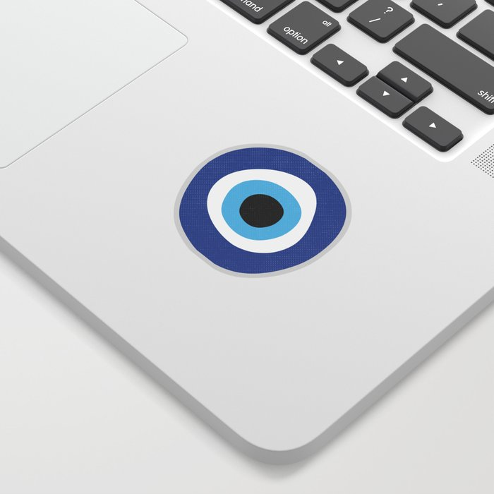 Evi Eye Symbol Sticker
