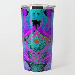 Jellyfish Warp Travel Mug