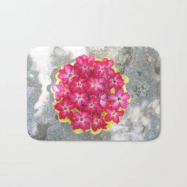 The floweress Bath Mat