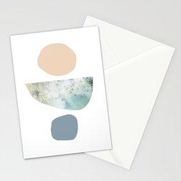 Summer Rain Stationery Cards