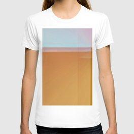 Fibonacci Sunset 1 T-shirt