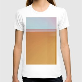 Fibonacci Sunset 1 T-shirt