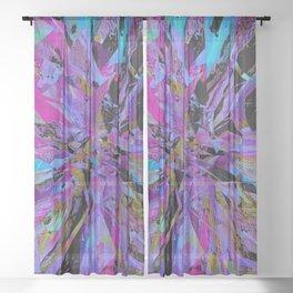 Untitled Sheer Curtain