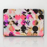 circles iPad Cases featuring Circles by Georgiana Paraschiv