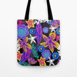 The Insomniac Garden Tote Bag