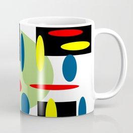 Random Retro with Black Coffee Mug
