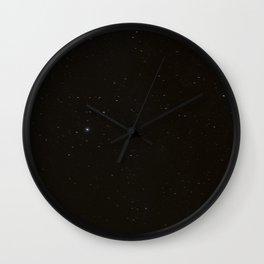 Stars 1 Wall Clock