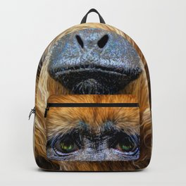 Howler Monkey Backpack