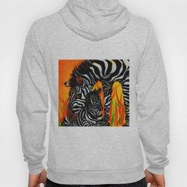 Zebras Hoody