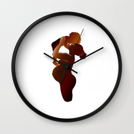 Mother&son Wall Clock