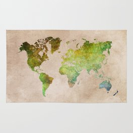Green World Rug