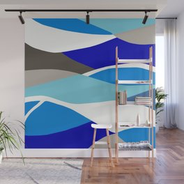 Waves Wall Mural