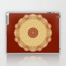 Mandala 8 Laptop & iPad Skin