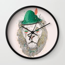 Peter Wall Clock