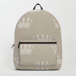 George Grey with Pale Grey Crowns Backpack
