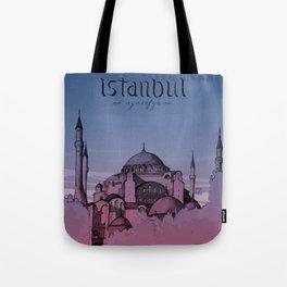 Istanbul - Ayasofya Tote Bag