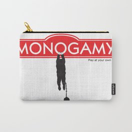 Monogamy Carry-All Pouch