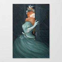 Irene Adler - Sherlock Holmes Canvas Print