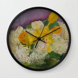 Central Park Ceterpiece Wall Clock
