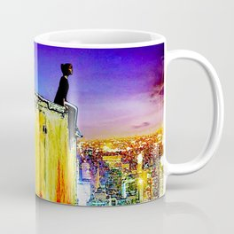 Edge of Glory Coffee Mug