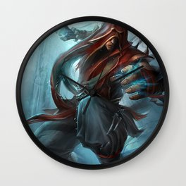 Acolyte Lee Sin League Of legends Wall Clock