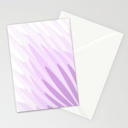 Blossoming Hope in Lavender Stationery Cards