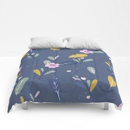 Bloom in The Dark Comforters