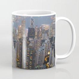 Hong Kong Skyline Coffee Mug