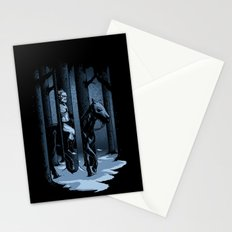 The Walker in the Woods Stationery Cards