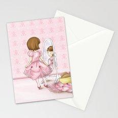 I believe in Pink ~ Audrey Hepburn Stationery Cards