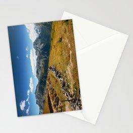 Climbing Vrh Bora Stationery Cards