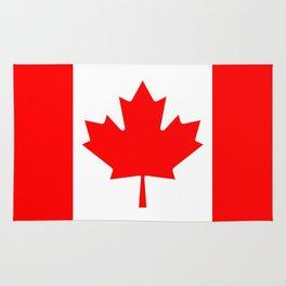 Flag of Canada - Authentic Rug