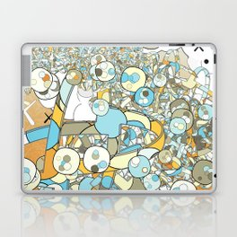 Nested Composition 3 Laptop & iPad Skin