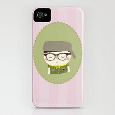 sam shakusky | moonrise kingdom iPhone (4, 4s) Slim Case