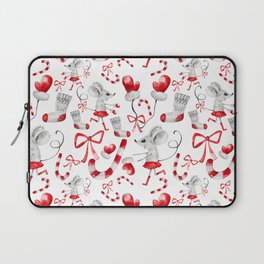 Happy New Year Mouse Laptop Sleeve