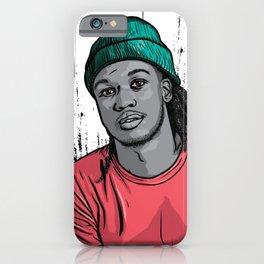 Saba iPhone Case