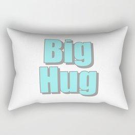 Big Hug Rectangular Pillow