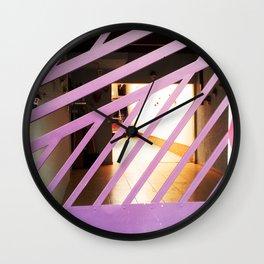 Sao Paulo 3 Wall Clock