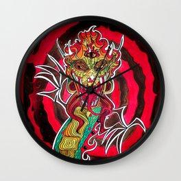 Soul Dragon Wall Clock