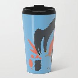 Mega Swampert Travel Mug