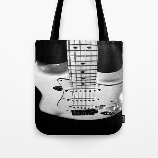 While my guitar gently weeps Tote Bag