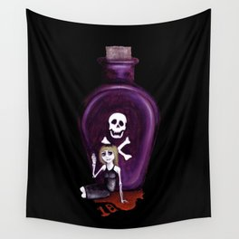 18 seconds Wall Tapestry