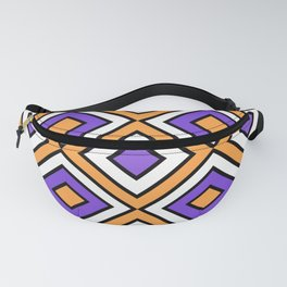 Geo Square 21 Fanny Pack