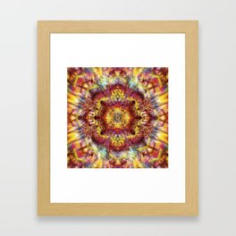 Energy Conduit Framed Art Print