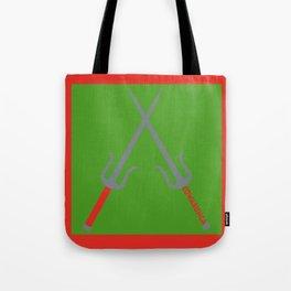 Cowabunga (Raphael Version) Tote Bag