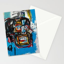 Jean-Michel Basquiat, Untitled Skull (1982) - Society6 Best Artwork  Home Decor Stationery Cards