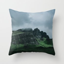 Storr Throw Pillow